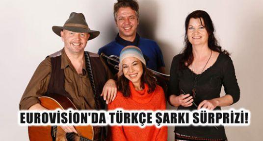 Eurovision'da Türkçe Sürprizi