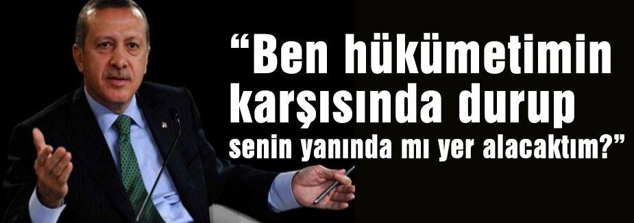 Eyy Erdoğan Ne Olduğuna Karar Ver!!!!