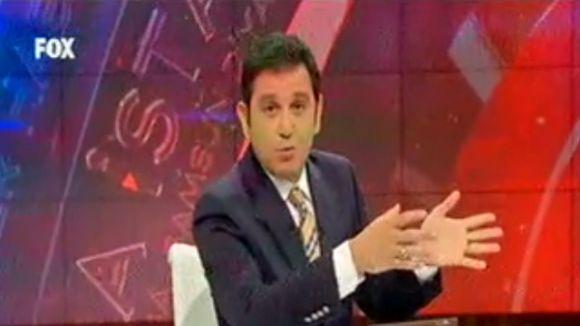 Fatih Portakal Zarrab'ba Şok Soru...
