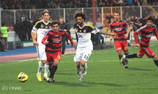 Fenerbahçe: 1 - Mersin İdmanyurdu: 0