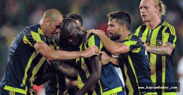 Fenerbahçe: 3 - Vitoria Guimaraes: 1