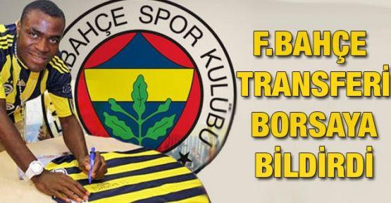 Fenerbahçe Emenike ile anlaştı