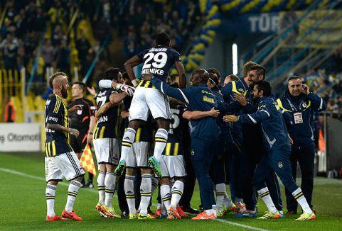 Fenerbahçe, Kardemir Karabükspor'u yendi