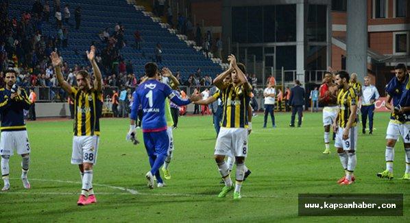 Fenerbahçe, Kasımpaşa'yı tek golle geçti