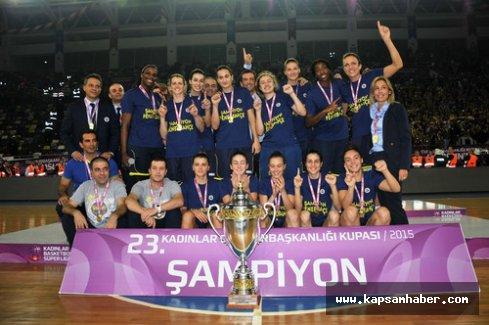 Fenerbahçe, kazandığı Cumhurbaşkanlığı Kupası sayısını 11'e yükseltti