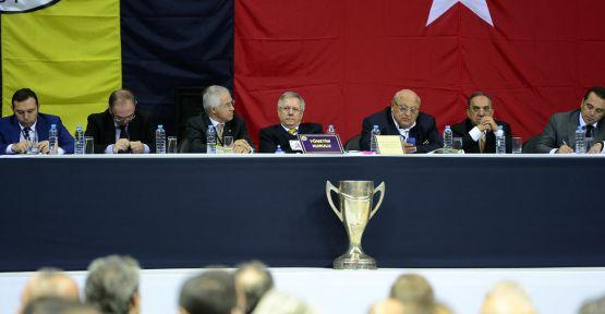 Fenerbahçe  kongresi başladı