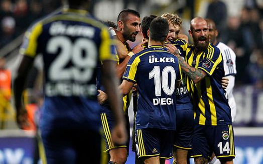 Fenerbahçe, Paşa'yı rahat geçti