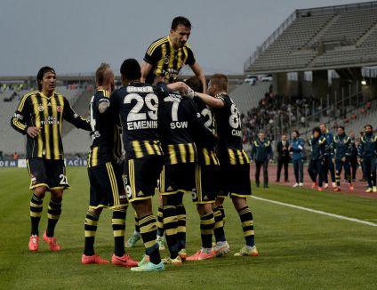 Fenerbahçe puan farkını korudu