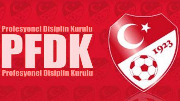 Fenerbahçe ve Galatasaray, PFDK'ya sevkedildi
