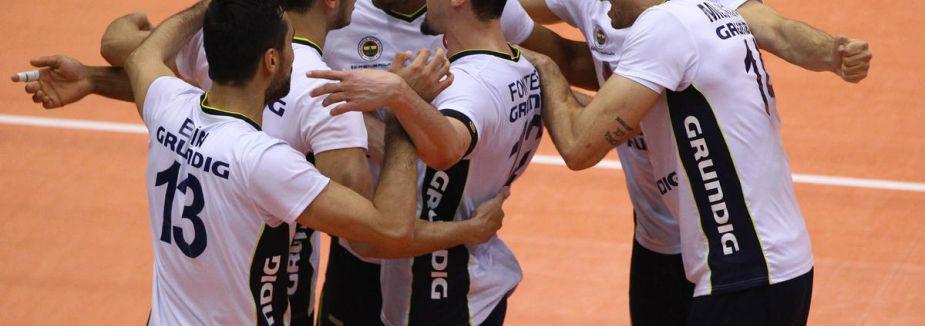 Fenerbahçe voleybolda Avrupa şampiyonu...