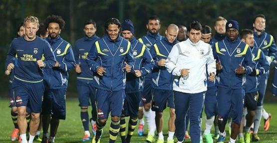 Fenerbahçe'de kadro açıklandı