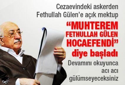 Fethullah Gülen'e açık mektup
