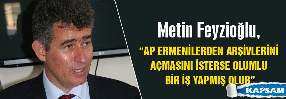 Feyzioğlu, AP'nin 1987 tarihli kararını hatırlattı