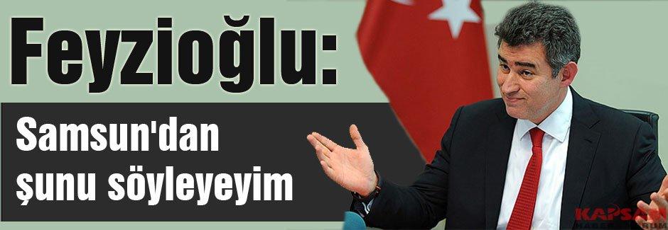 Feyzioğlu Samsun'da Avukatlar Gecesine Katıldı