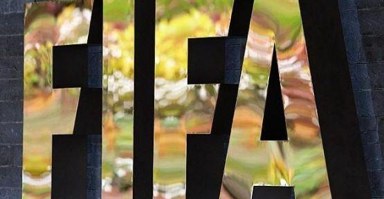 FIFA'dan Ukrayna'ya