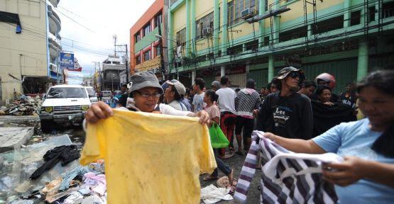 Filipinler yaralarını saramadı...