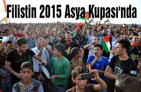 Filistin 2015 Asya Kupası'nda