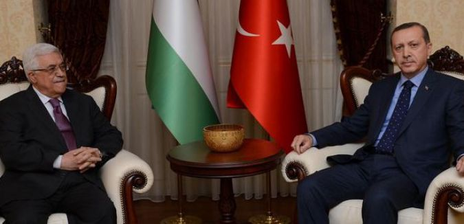 Filistin Türkiye'den Yardım İstedi