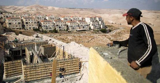 Filistin'de Yahudi yerleşimi artıyor