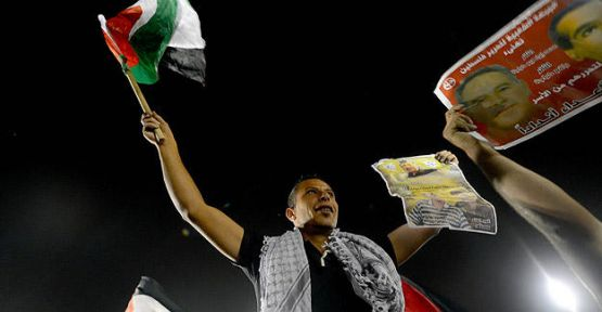 Filistinli 26 mahkum serbest...