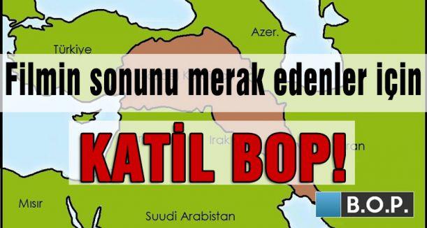 FİLMİN SORU; KATİL BOP!