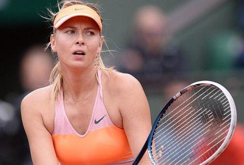 Fransa Açık'ta şampiyon Sharapova