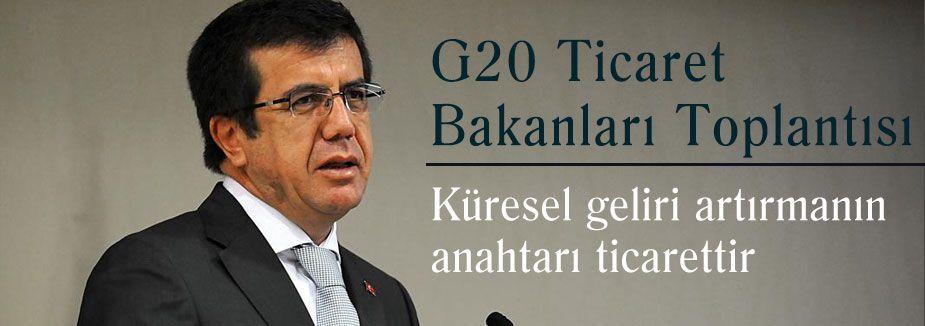 G20 Ticaret Bakanları Toplantısı