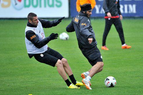 Galatasaray ile Trabzonspor 117. randevuda