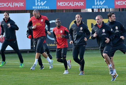 Galatasaray, liderlik için sahaya çıkacak