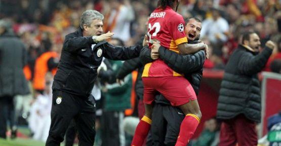 Galatasaray'a Dünya'dan Övgüler