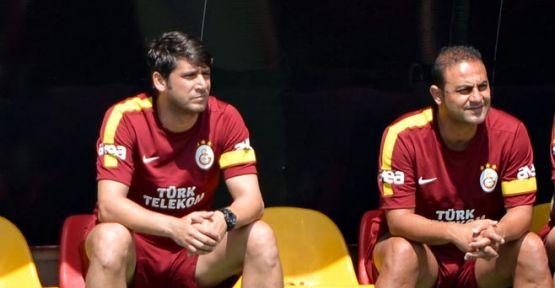 Galatasaray'da 2 İstifa...