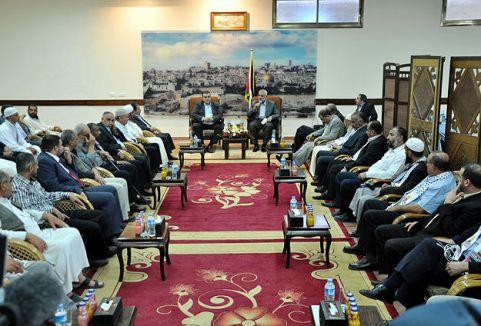 Gazze hükümetinden Filistinlilere yardım