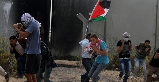 Gazze'de gösteri