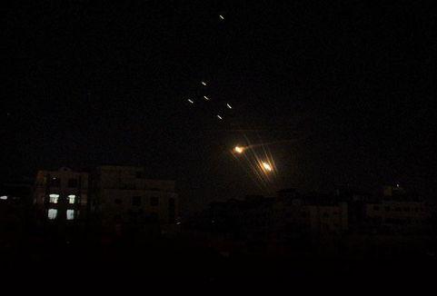 Gazze'den İsrail'e füze