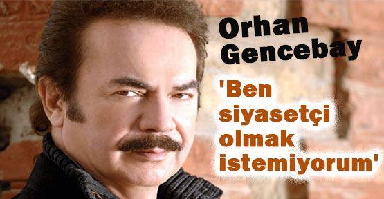 Gencebay; Hepimiz Türk milletini oluşturuyoruz!