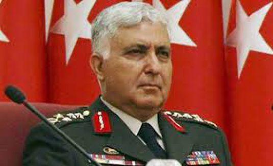 Genel Kurmay Başkanına suç duyurusu