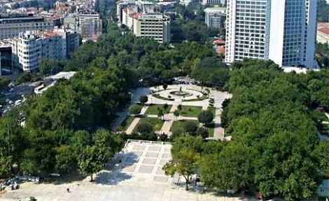 Gezi Parkı açılıyor