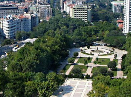 Gezi Parkı kapatıldı