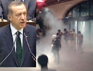 Gezi'de Başbakan'ı yanlış yönlendirdiler!