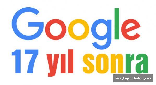 Google'de radikal değişiklik