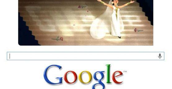 Google Leyla Gencer'i unutmadı...