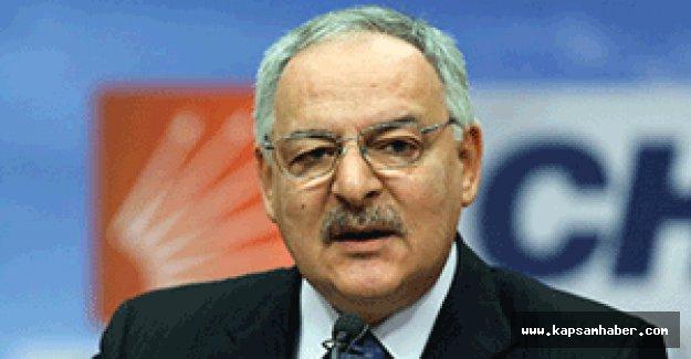 Görüşmenin ardından CHP'den ilk açıklama