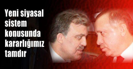 Gül - Erdoğan ve Başkanlık...