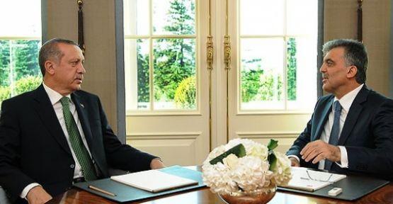 Gül İle Erdoğan'ın Mısır Ayrılığı...