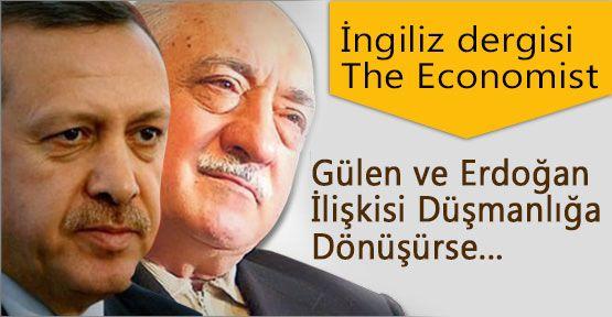 Gülen ve Erdoğan İlişkisi Düşmanlığa Dönüşürse...