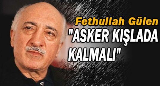 Gülen'den Mısır Yorumu...