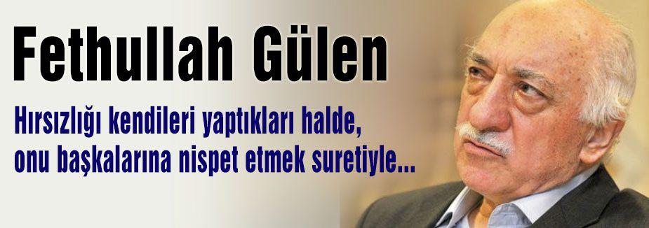 Gülen:'Dinin Ruhunu Başkaları çaldı'