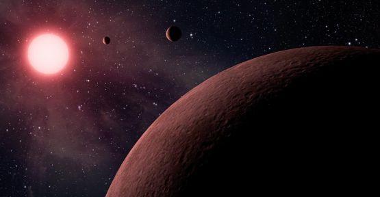 Güneş Sistemi dışında dev gezegen keşfedildi...