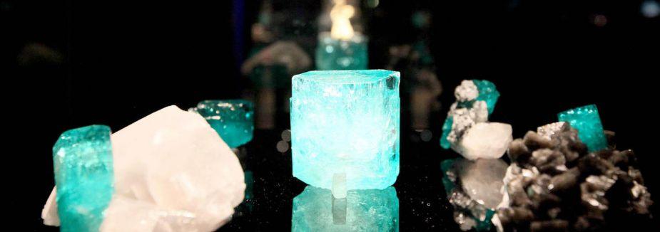 Güney Afrika'da mavi elmas bulundu...