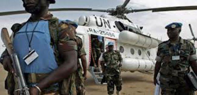 Güney Darfur'da silahlı saldırı...